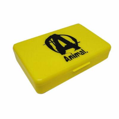 Animal kapszulatartó (sárga)