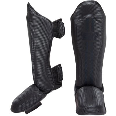 Gorilla Wear Montello Shin Guards (fekete)