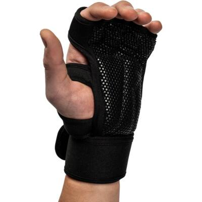 Gorilla Wear Yuma Weight Lifting Workout Gloves (fekete)