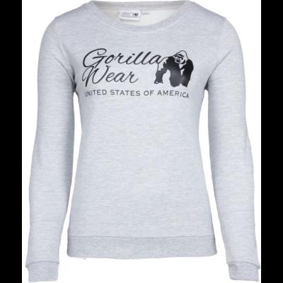 Gorilla Wear Riviera Sweatshirt (szürke)
