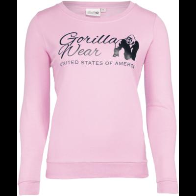 Gorilla Wear Riviera Sweatshirt (rózsaszín)