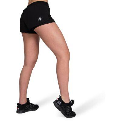 Gorilla Wear Albin Shorts (fekete)