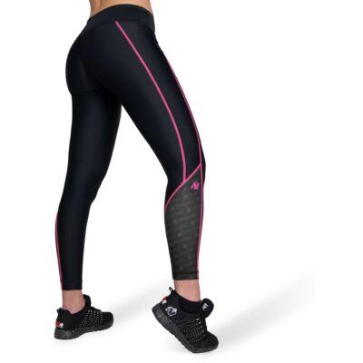 Gorilla Wear Carlin Compression Tights (fekete/pink)