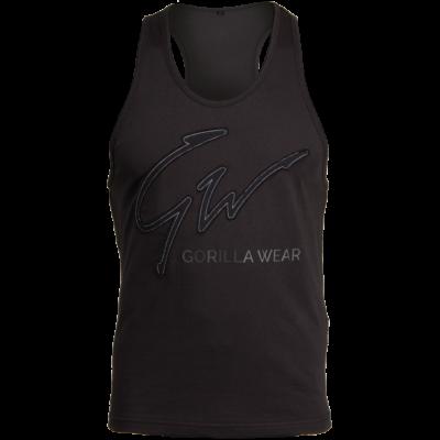 Gorilla Wear Evansville Tank Top (fekete)