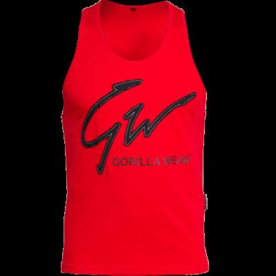 Gorilla Wear Evansville Tank Top (piros)