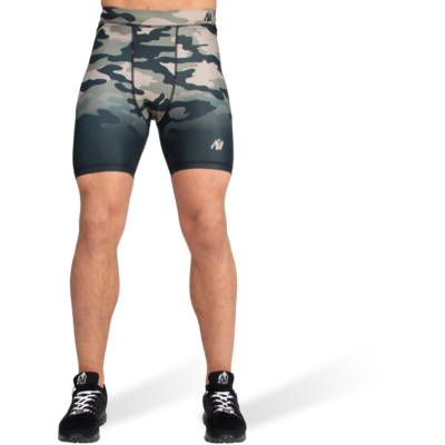 Gorilla Wear Franklin Shorts (army zöld/terepmintás)