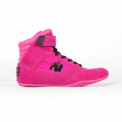 Gorilla Wear High Tops (pink)