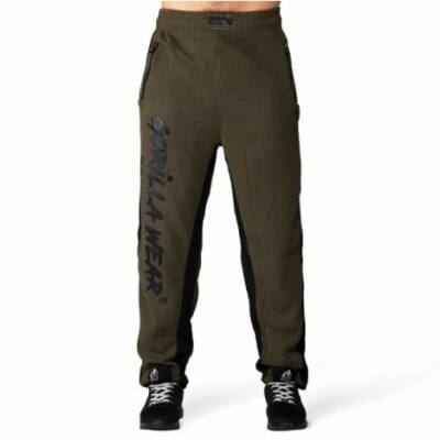 Gorilla Wear Augustine Old School Pants (army zöld)