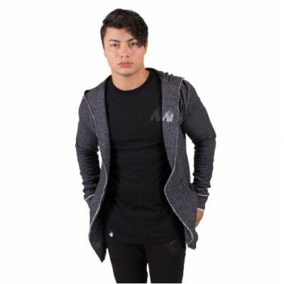 Gorilla Wear Bolder Sweat Jacket (fekete)
