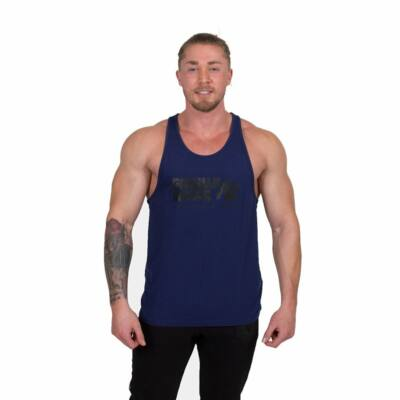 Gorilla Wear Classic Tank Top (kék)