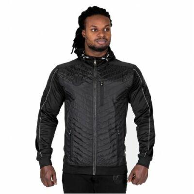Gorilla Wear Jefferson Front Padded Jacket (fekete/szürke)