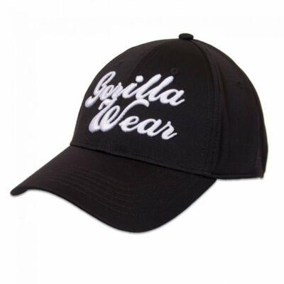 Gorilla Wear Laredo Flex Cap (fekete)