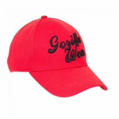 Gorilla Wear Laredo Flex Cap (piros)