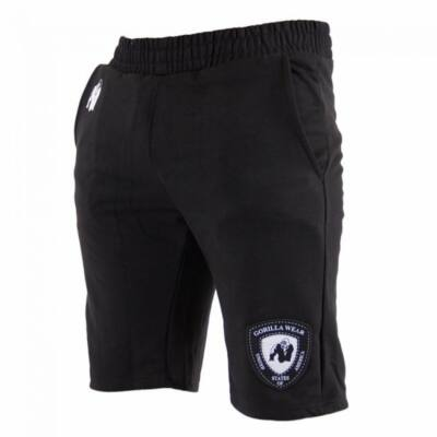 Gorilla Wear Los Angeles Sweat Shorts (fekete)