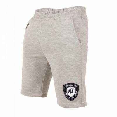 Gorilla Wear Los Angeles Sweat Shorts (szürke)