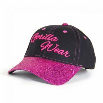 Gorilla Wear Louisiana Glitter Cap (fekete)