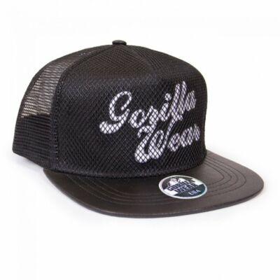 Gorilla Wear Mesh Cap (fekete)