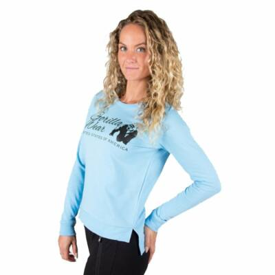 Gorilla Wear Riviera Sweatshirt (kék)