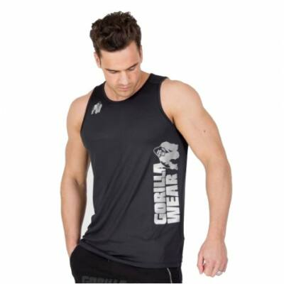 Gorilla Wear Rockford Tank Top (fekete)