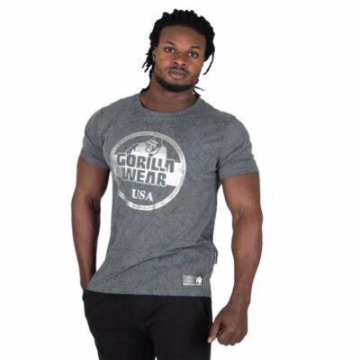 Gorilla Wear Rocklin T-shirt (szürke)