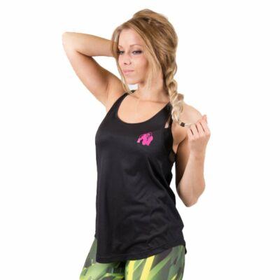 Gorilla Wear Santa Monica Tank Top (fekete/pink)