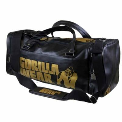 Gorilla Wear Gym Bag Gold