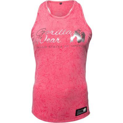 Gorilla Wear Leakey Tank Top (pink)