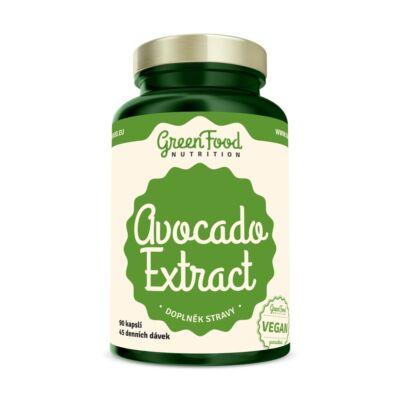 GreenFood Avocado Extract (90 kapszula)