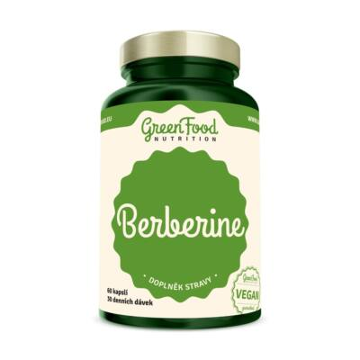 GreenFood Berberine (60 kapszula)