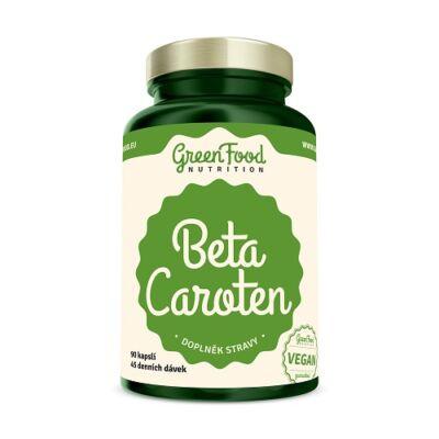 GreenFood Beta Caroten (90 kapszula)