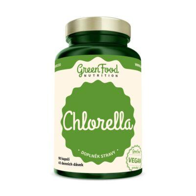 GreenFood Chlorella (90 kapszula)