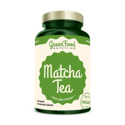 GreenFood Matcha Tea (60 kapszula)