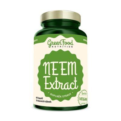 GreenFood NEEM Extract (60 kapszula)
