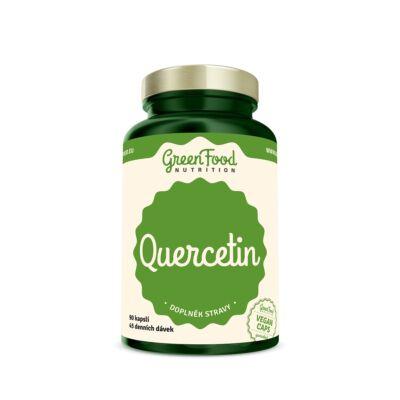 GreenFood Quercetin (kvercetin) (90 kapszula)