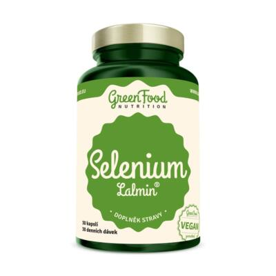 GreenFood Selenium (30 kapszula)