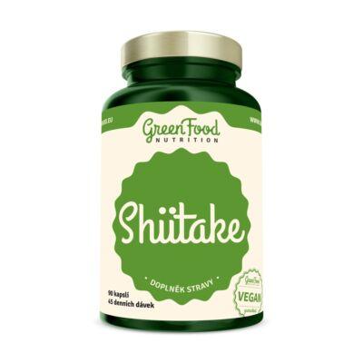 GreenFood Shiitake (90 kapszula)