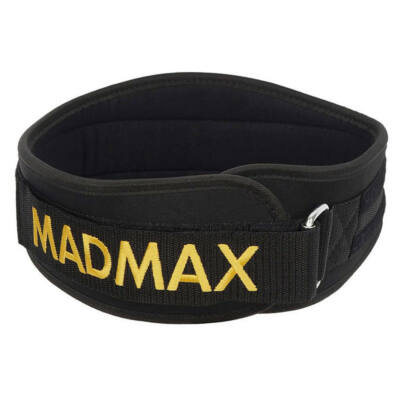 "MADMAX Body Conform 5"" öv - fekete"