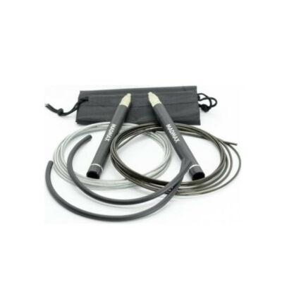 MADMAX Jump Speed Rope - Gyorsasági Ugrálókötél (Fekete)