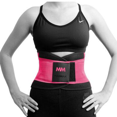 MADMAX slimming belt (karcsúsító öv) - rózsaszín