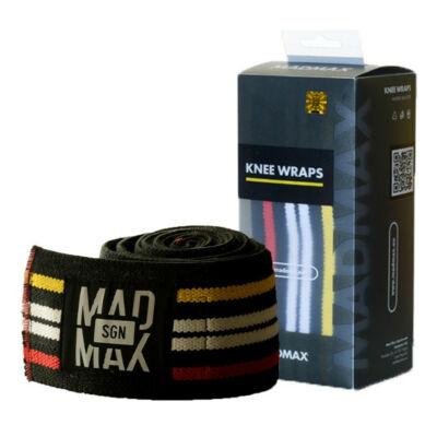MADMAX Knee Straps Térdszorító - 200cm