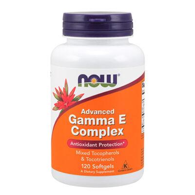 NOW Foods Advanced Gamma E Complex (120 lágy kapszula)