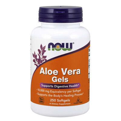 NOW Foods Aloe Vera Gels (250 lágy kapszula)