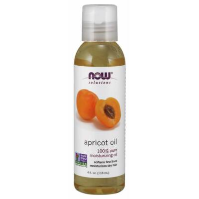 NOW Apricot Kernel Oil - Sárgabarack mag olaj (118ml)