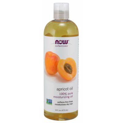 NOW Solutions Apricot Kernel Oil - Sárgabarack mag olaj (473ml)