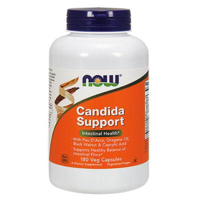 NOW Foods Candida Support (180 kapszula)