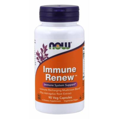 NOW Foods Immune Renew™ (90 kapszula)