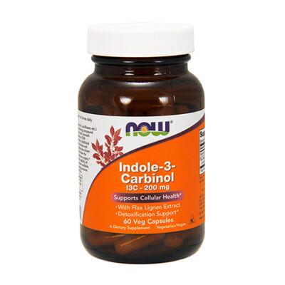 NOW Foods Indole-3-Carbinol (I3C) 200 mg (60 kapszula)
