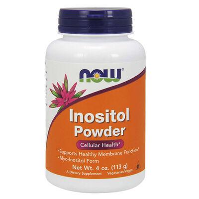 NOW Foods Inositol Powder (113g)