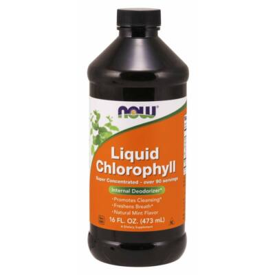 NOW Foods Liquid Chlorophyll (473ml)