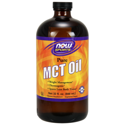 NOW Foods MCT Oil (946ml)